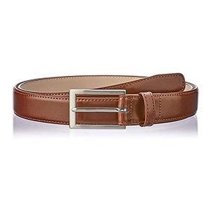 Buckle Leather Belt